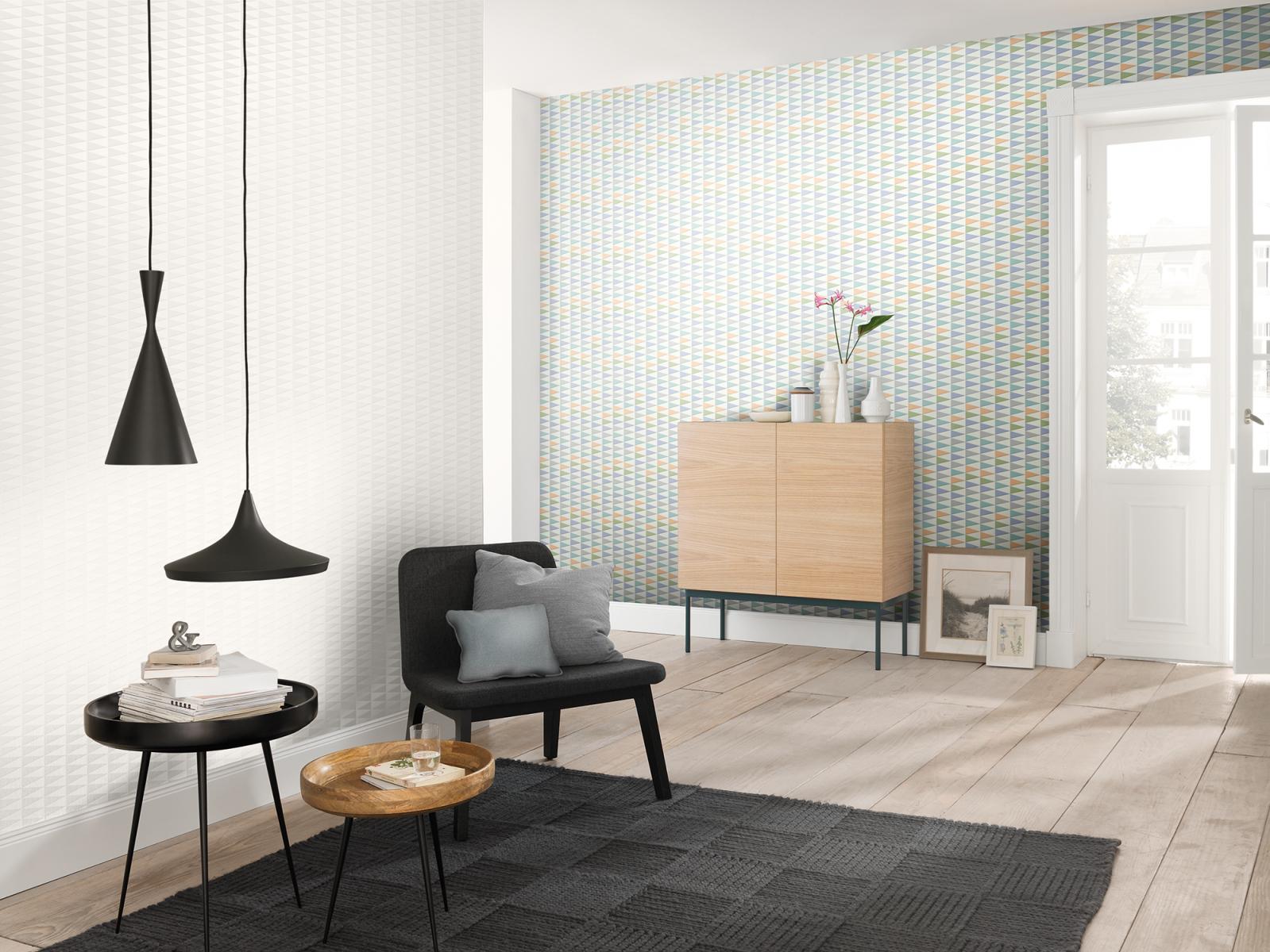 Moderne Vliestapeten Fürs Wohnzimmer  Haus Deko Tapeten von Moderne Vliestapeten Wohnzimmer Bild