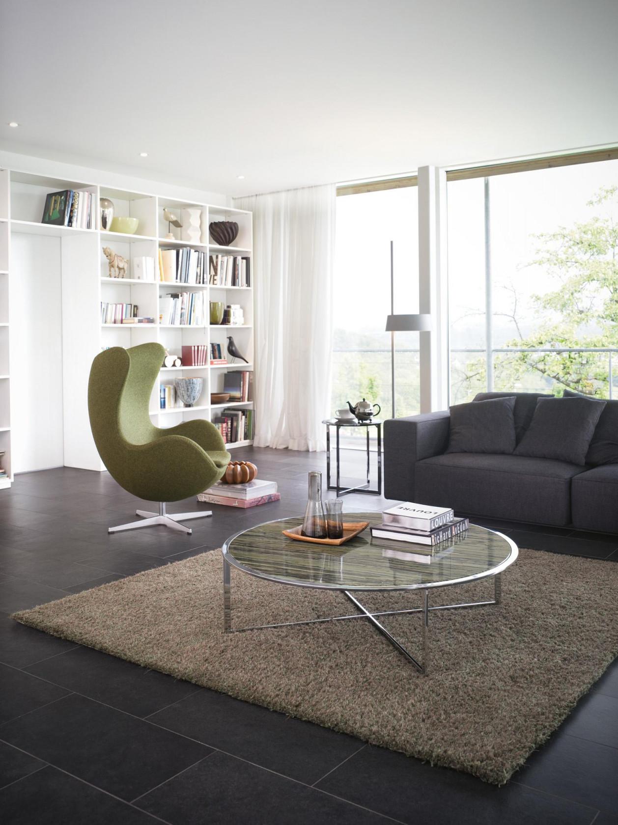 Moderne Wohnzimmer Ideen Schlicht Aber Individuell von Modernes Wohnzimmer Einrichten Photo