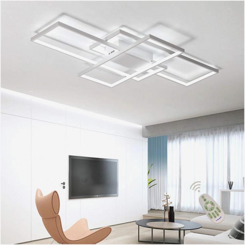 Moderne Wohnzimmer Lampe Ledquatratisch  Wohnzimmer von Moderne Wohnzimmer Lampe Bild