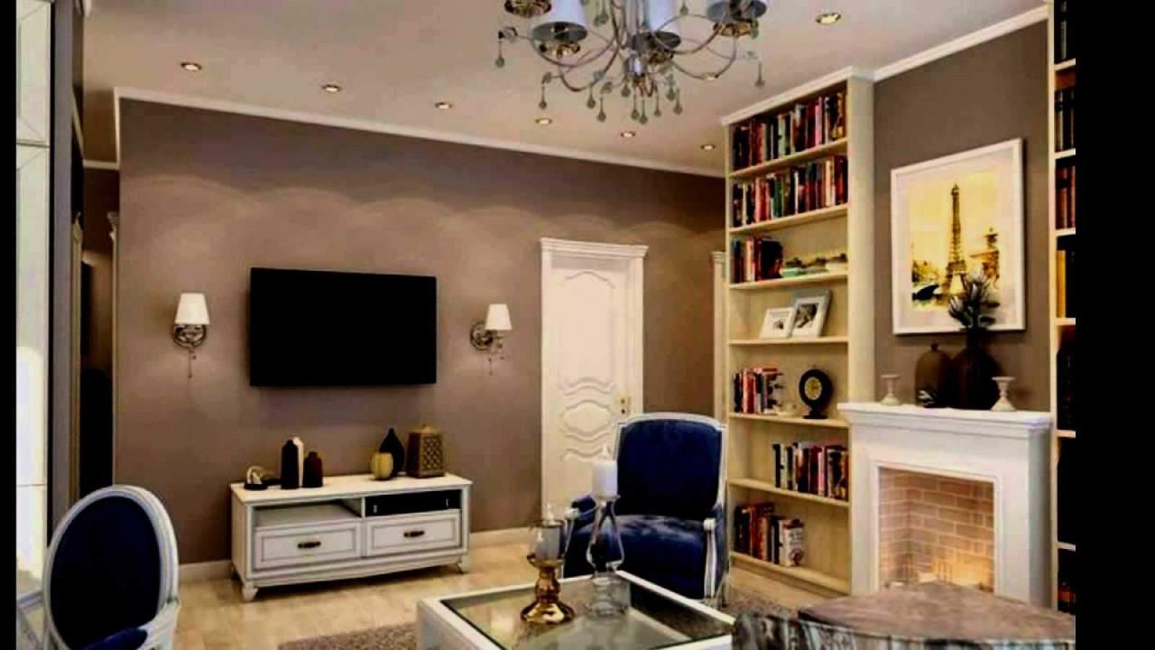 Moderne Wohnzimmer Wandgestaltung von Moderne Wohnzimmer Wandgestaltung Photo