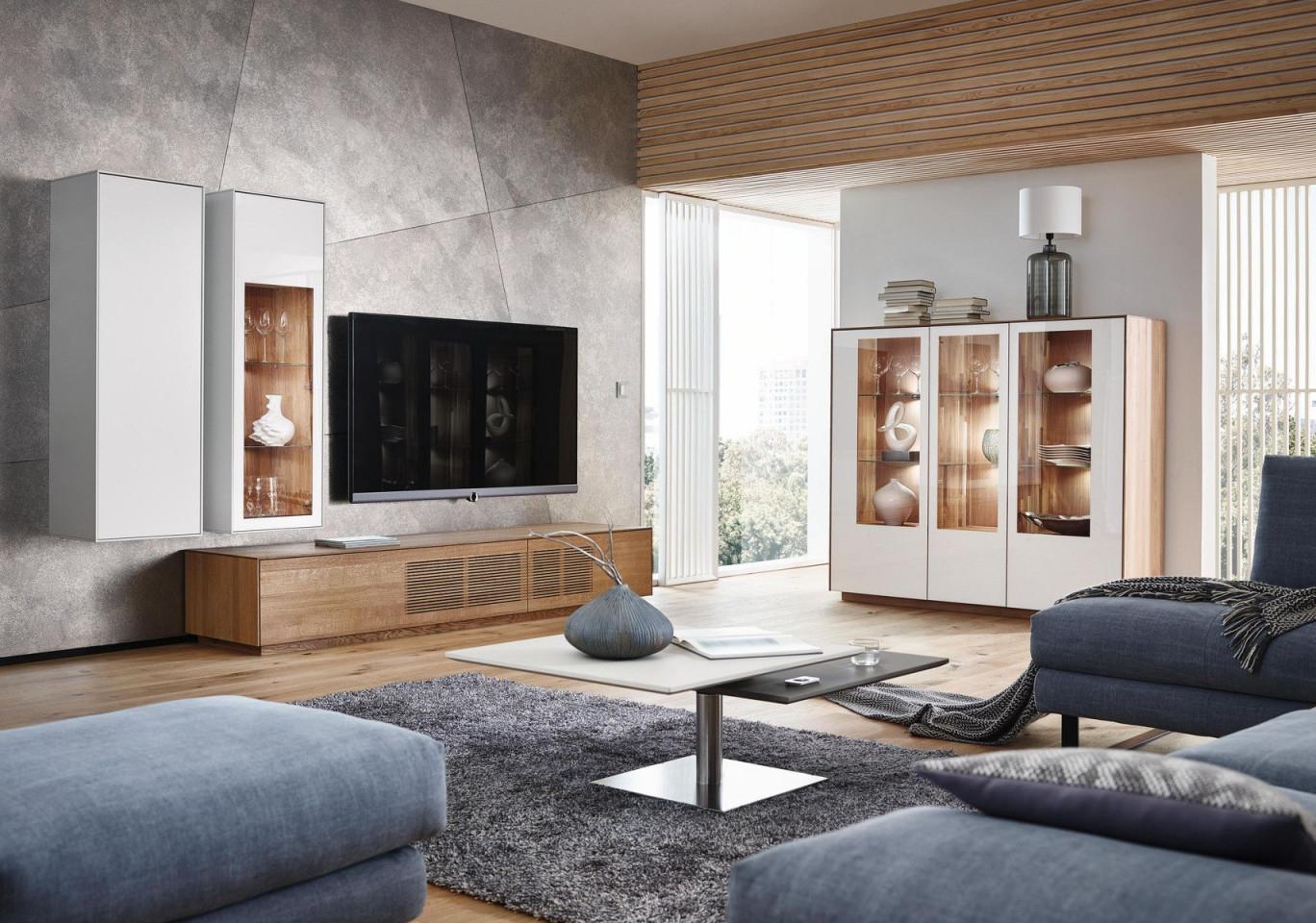 Moderne Wohnzimmermöbel – Designermöbel Für Ihr Wohnzimmer von Moderne Holzmöbel Wohnzimmer Bild