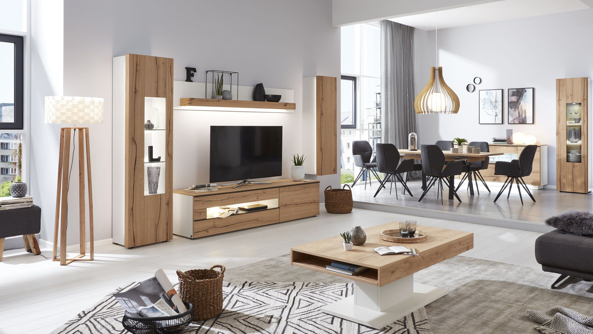 Moderne Wohnzimmermöbel  Vom Sideboard Bis Esstische von Moderne Möbel Für Wohnzimmer Bild
