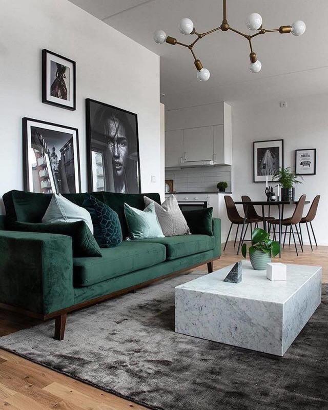 Modernes Wohnzimmer In 2020  Wohnen Wohnzimmer Design von Modernes Wohnzimmer Bilder Bild