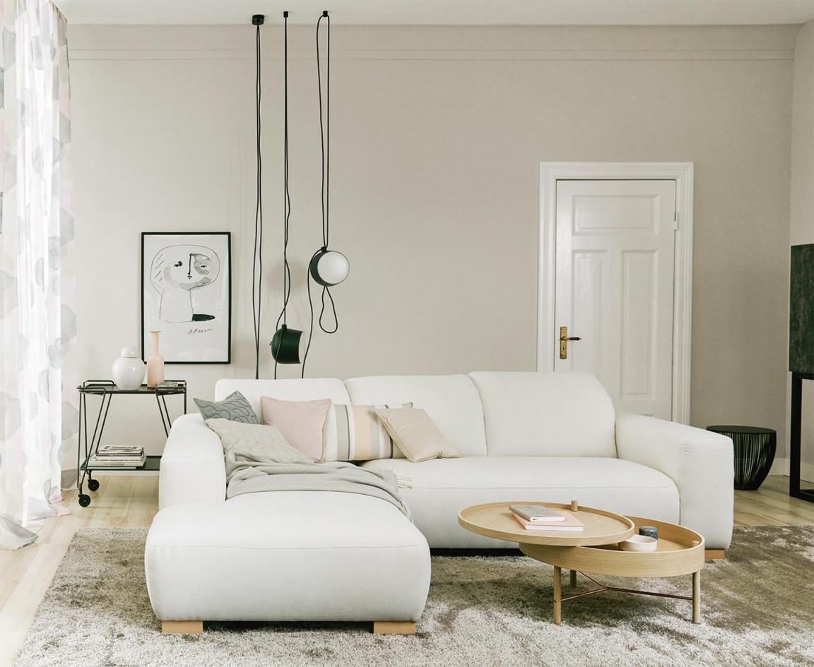 Moon Schöner Wohnentrendfarbe Beistelltisch Wand von Schöner Wohnen Bilder Wohnzimmer Photo