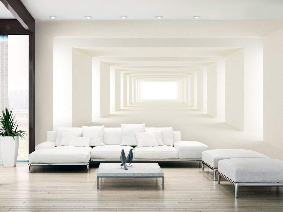 Murando  Fototapete 500X280 Cm  Vlies Tapete Moderne von Moderne Fototapeten Für Wohnzimmer Photo