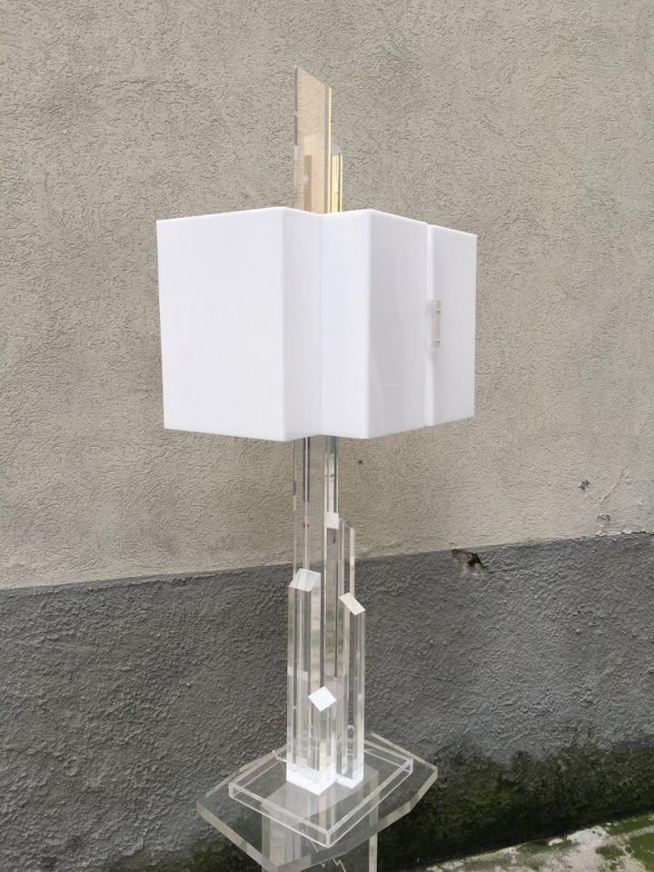 Nachttischlampe Selbst Designen  Tischlampe Tischleuchte von Moderne Tischlampen Wohnzimmer Bild