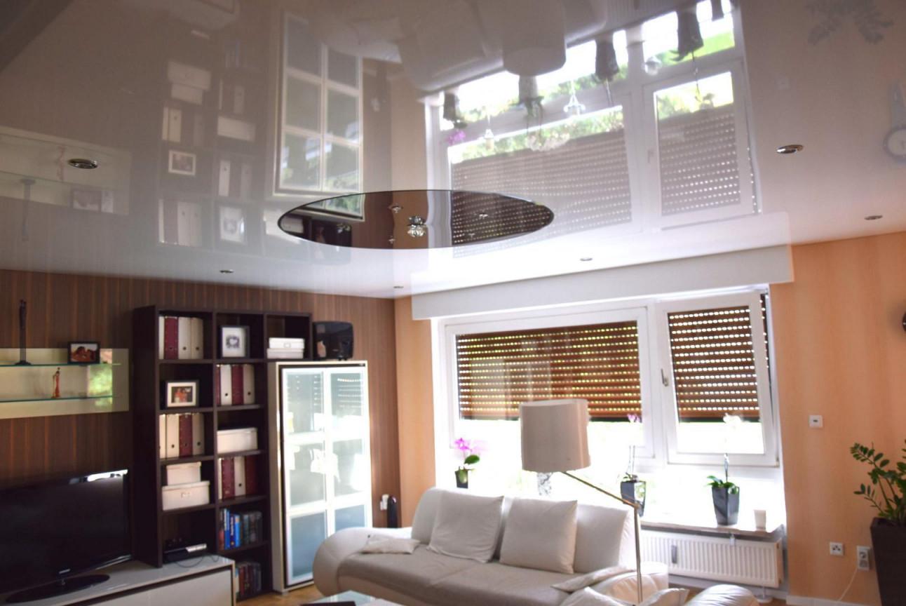 Neue Raumdecken Gestalten✅  Neue Decke In Nur Einem Tag von Wohnzimmer Decken Neu Gestalten Bild