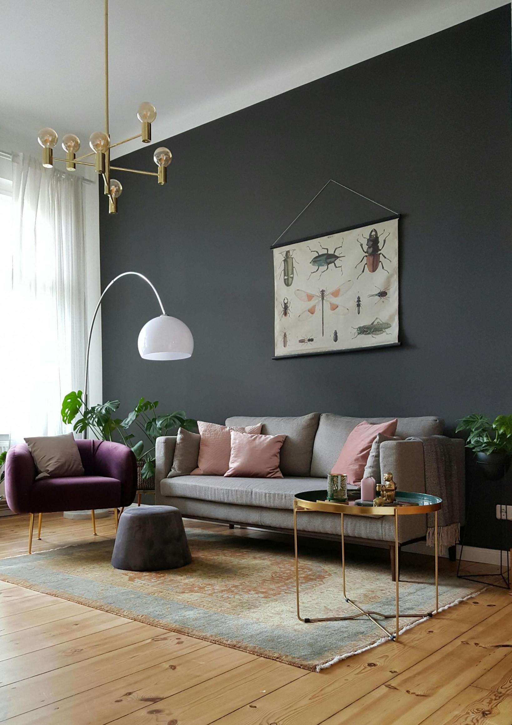 Neuer Teppich Wohnzimmer Skandinavisch Wandfarbe von Wohnzimmer Mit Teppich Gestalten Photo