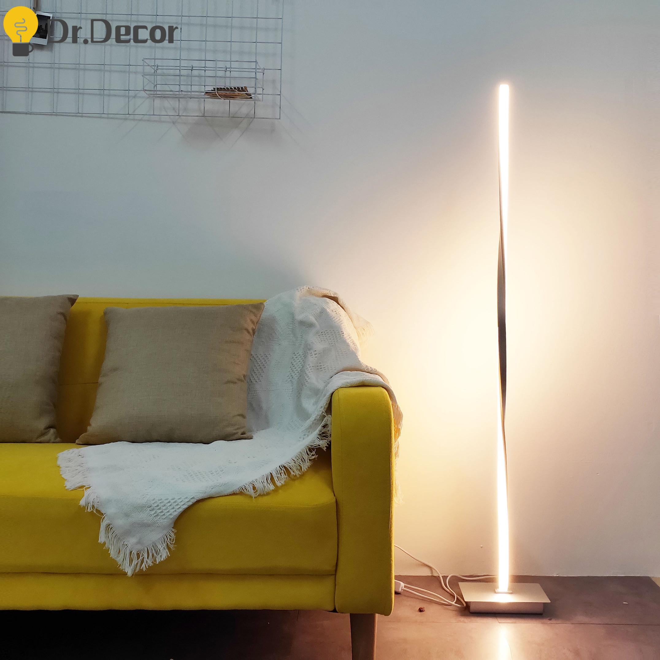 Nordic Minimalistischen Boden Lichter Beleuchtung Wohnzimmer von Wohnzimmer Lampe Stehend Bild