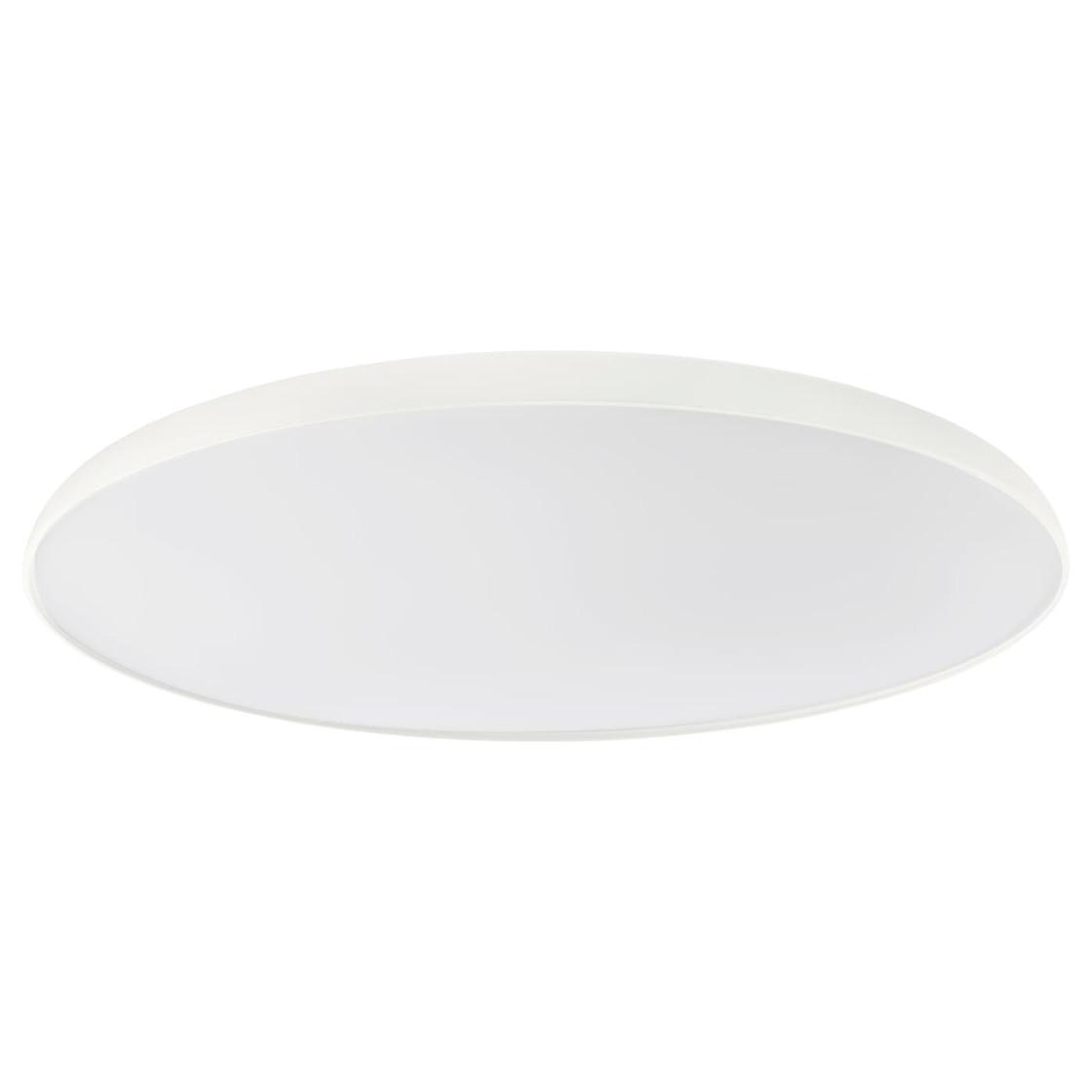 Nymåne Deckenleuchte Led  Weiß von Ikea Deckenleuchte Wohnzimmer Photo