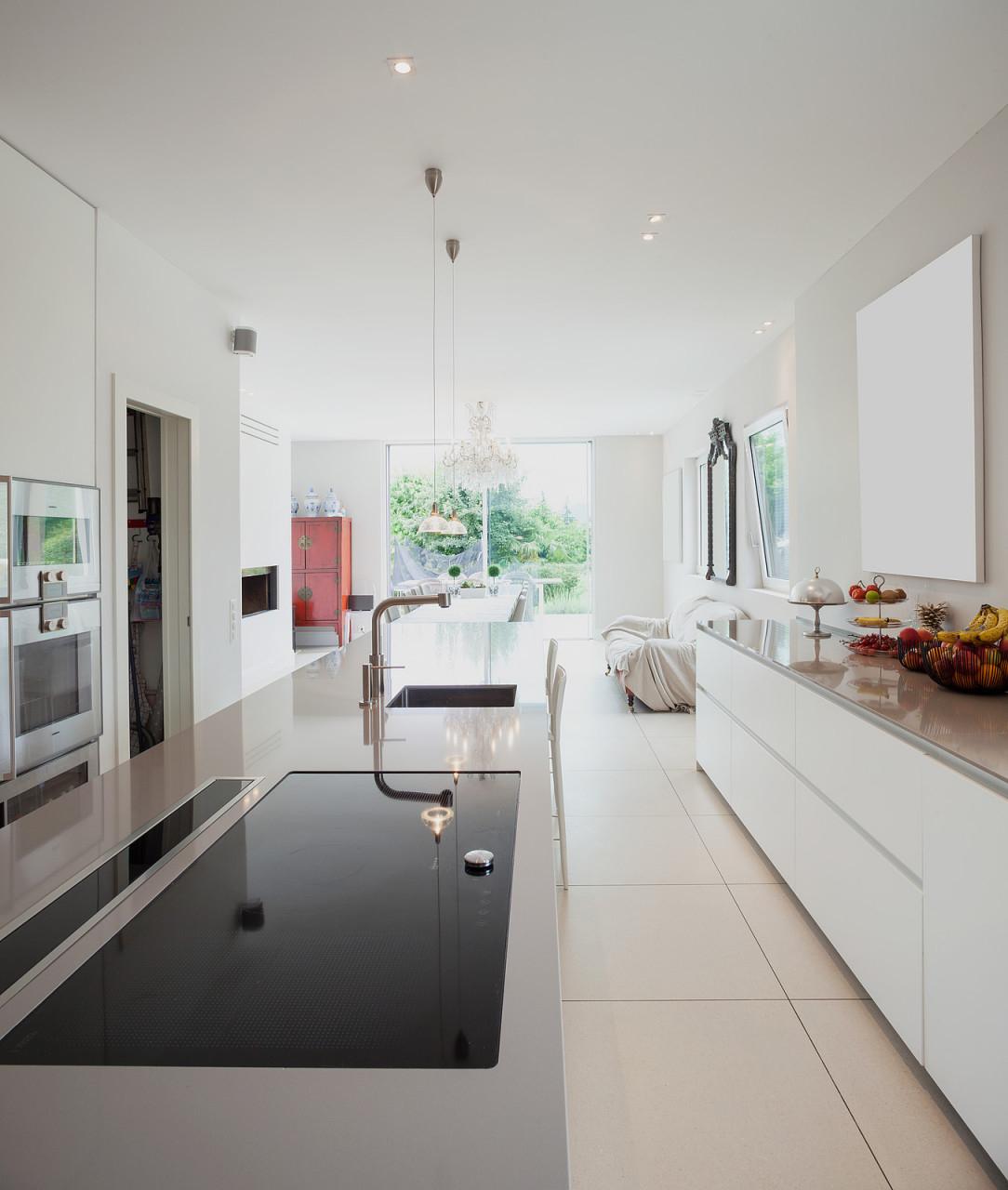 Offene Küche Mit Wohnzimmer Einrichtungstipps von Offenes Wohnzimmer Gestalten Bild
