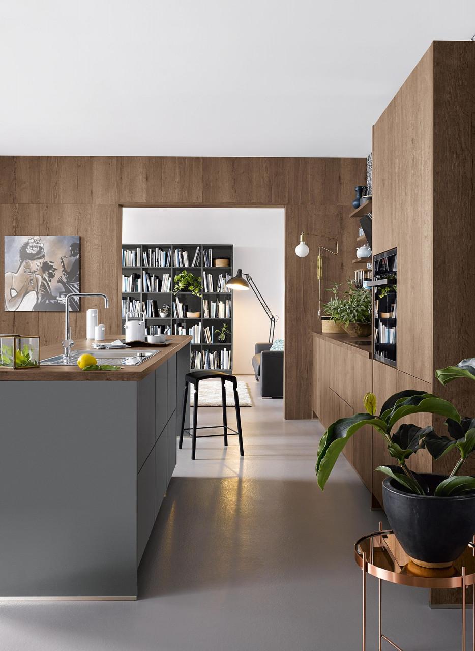Offene Küche Mit Wohnzimmer Einrichtungstipps von Wohnzimmer Mit Offener Küche Bilder Photo