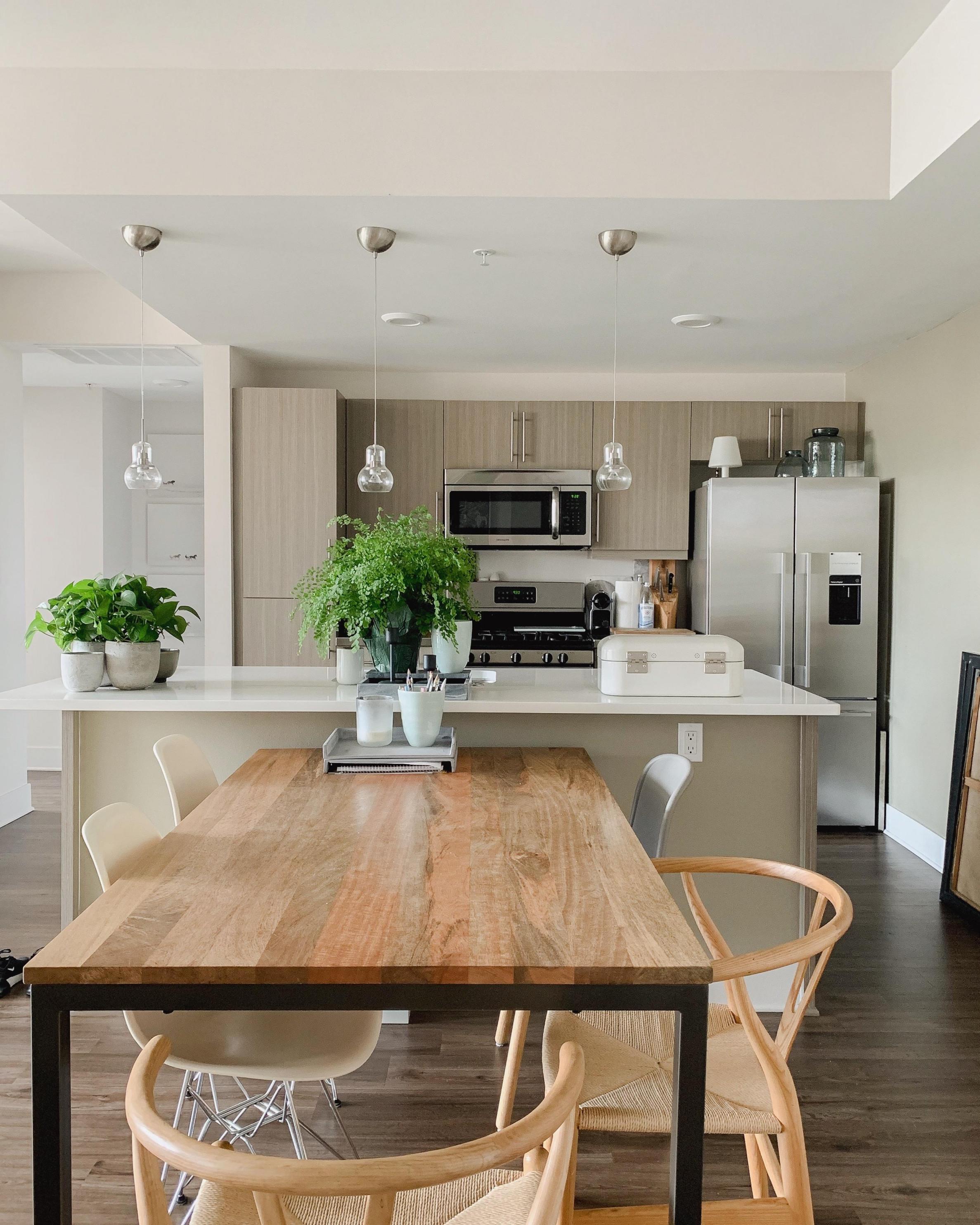 Offene Kücheideen So Schön Können Wohnküchen Sein von Offenes Wohnzimmer Einrichten Photo
