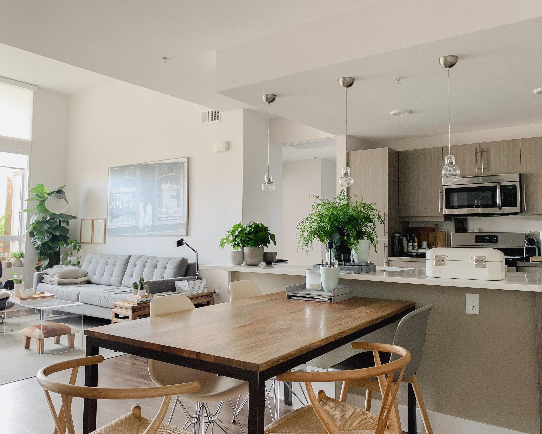 Offene Kücheideen So Schön Können Wohnküchen Sein von Wohnzimmer Mit Offener Küche Bilder Bild