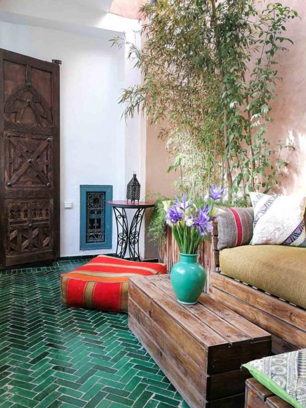 Orientalische Deko Ideen Für Den Marrakesch Stil von Orientalische Deko Wohnzimmer Photo
