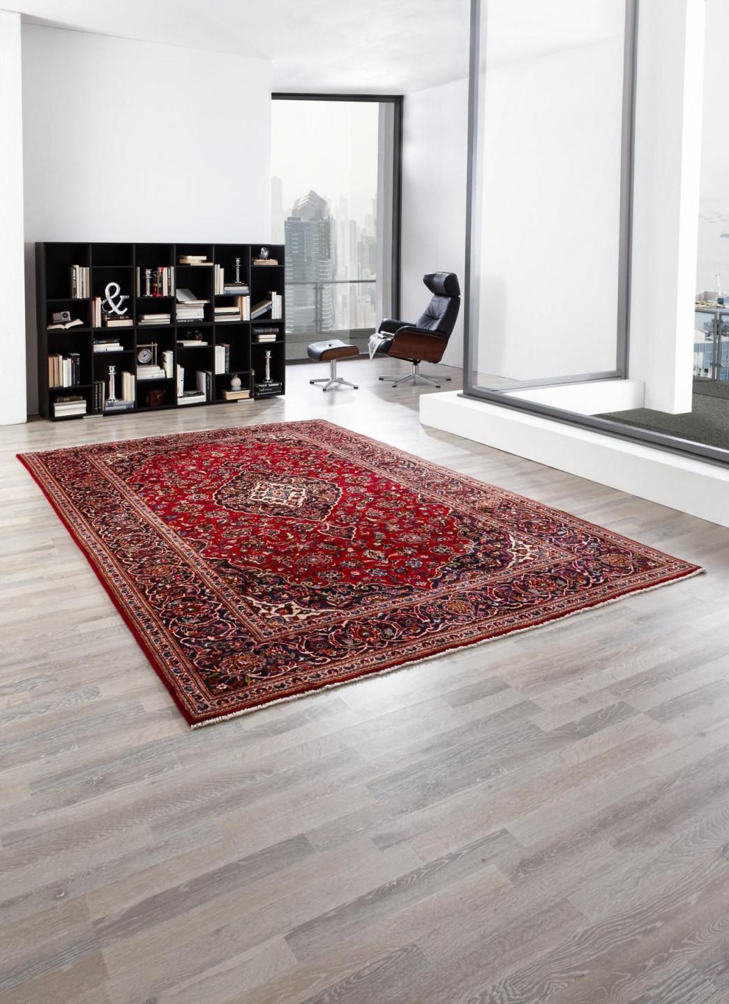 Orientteppich Persien Classic  Orientteppich Teppich von Roter Teppich Wohnzimmer Bild