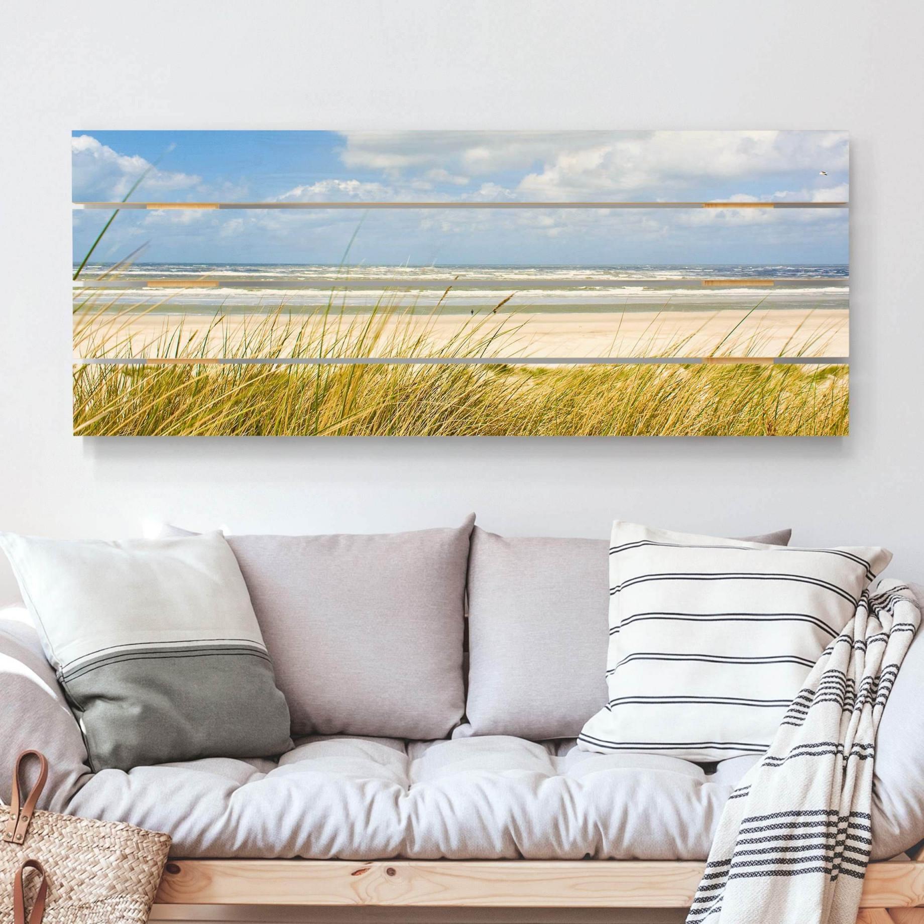 Pin Auf Da Geht Meer Maritime Wandgestaltung von Bilder Querformat Wohnzimmer Photo