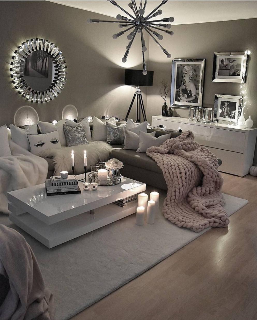 Pin Auf Decor Ideas von Gemütliches Wohnzimmer Bilder Bild