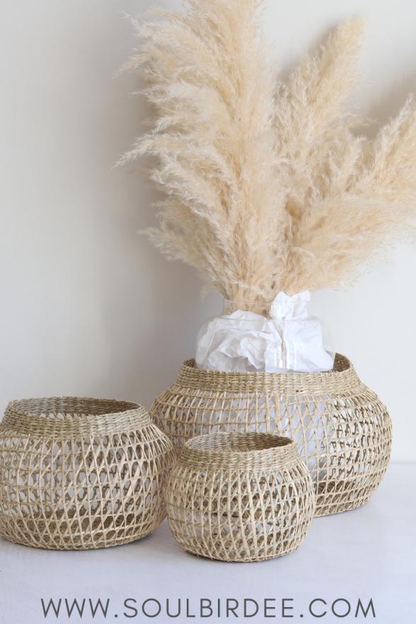 Pin Auf Ethno Style Wohnen  Handgemachte Dekoration Aus Indien von Korb Deko Wohnzimmer Photo