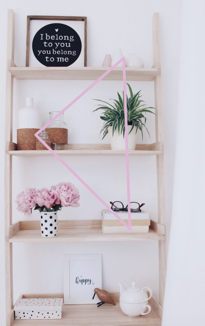 Pin Auf Regal Dekorieren von Regal Deko Wohnzimmer Bild