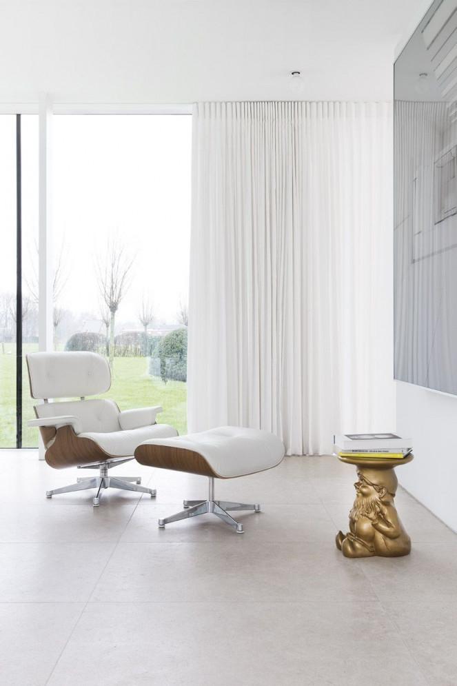 Pin Auf Rideau von Gardinen Wohnzimmer Modern Weiß Bild