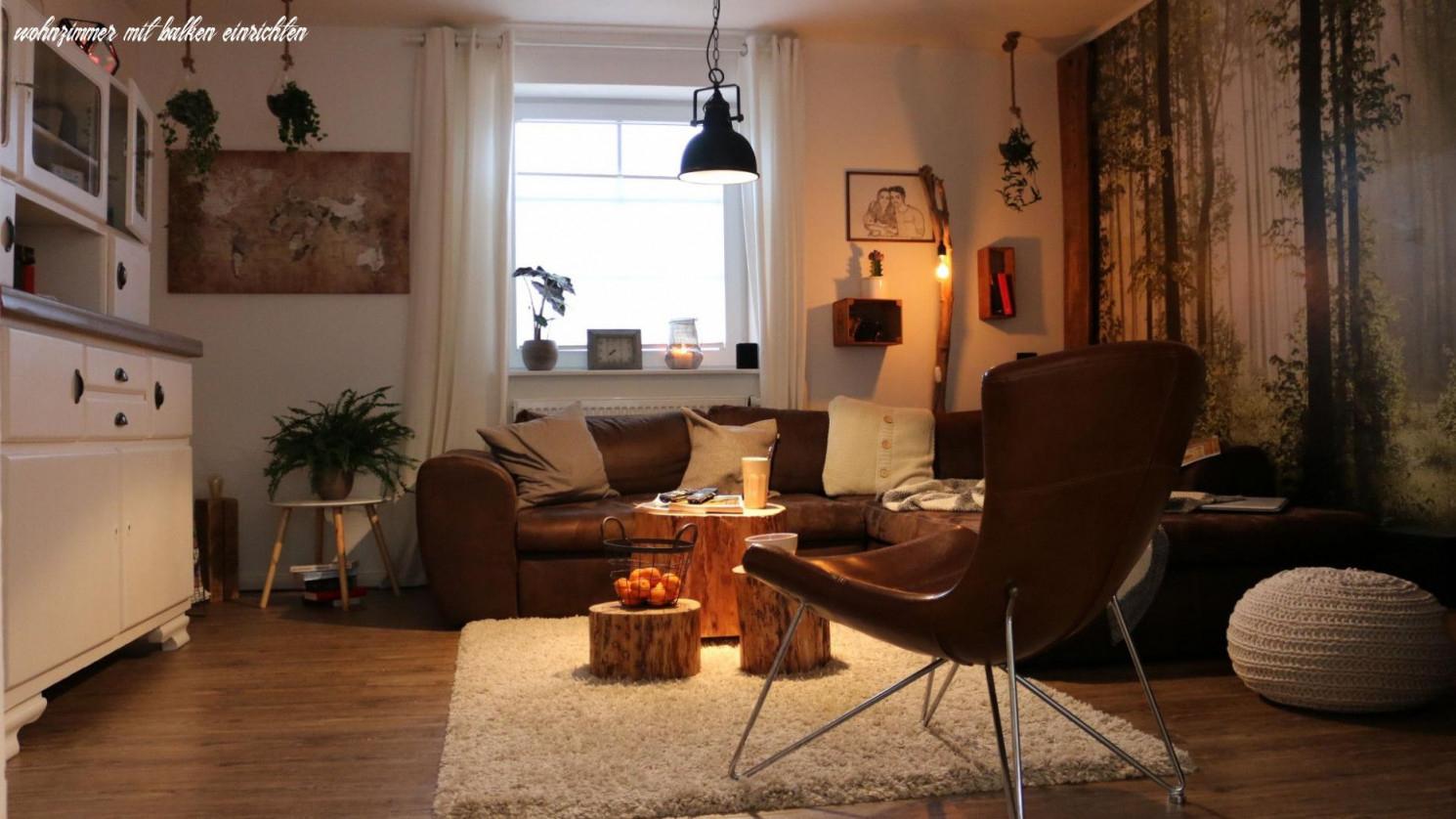 Pin On Wohnzimmer Ideen von Wohnzimmer Mit Balken Einrichten Photo