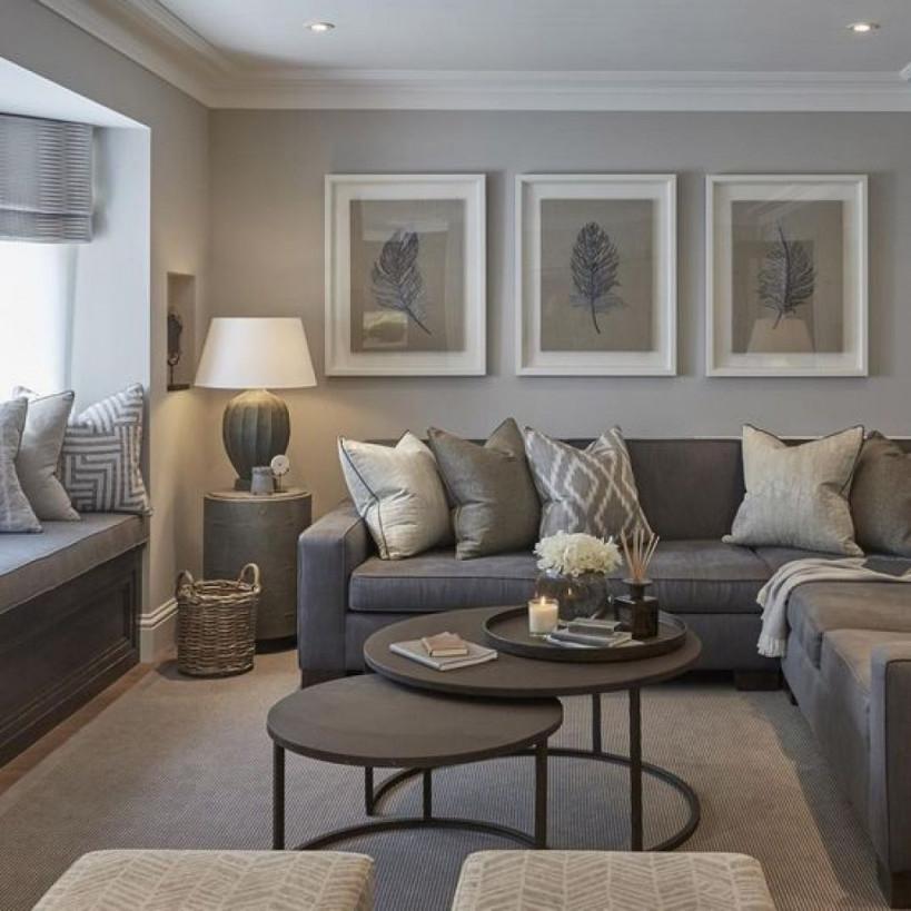 Pinterest Wohnzimmer Deko Ideen Wohnung  Tan Living Room von Elegante Deko Wohnzimmer Bild