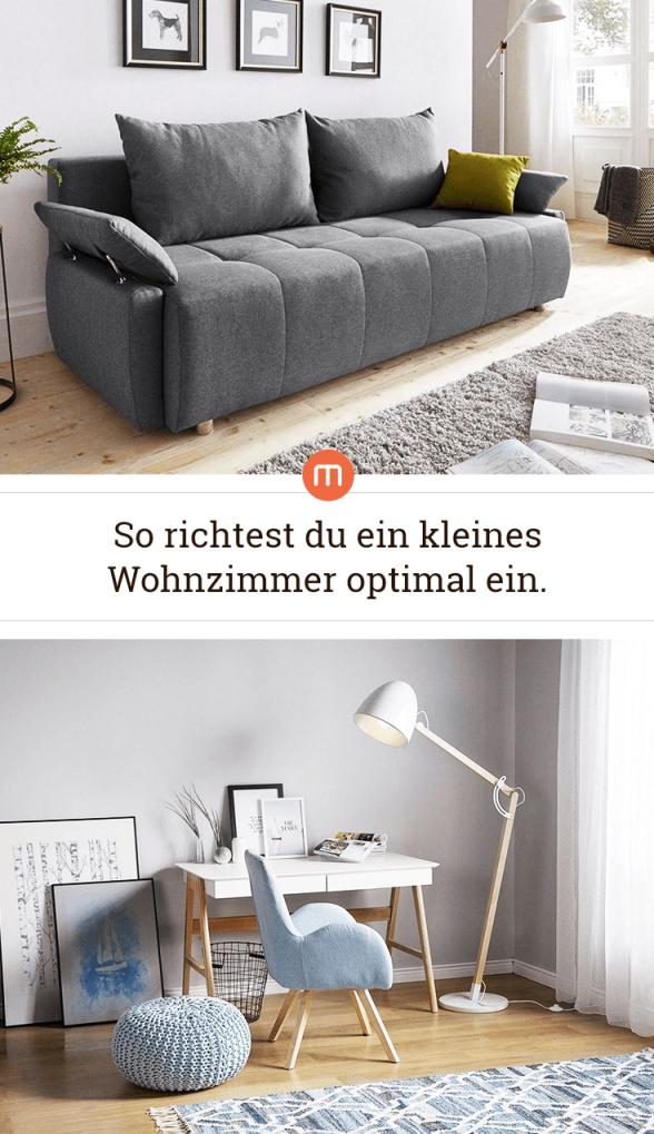 Platzsparend  Schick  Entdecke Jetzt Möbel Für Dein von Wohnzimmer Platzsparend Einrichten Bild