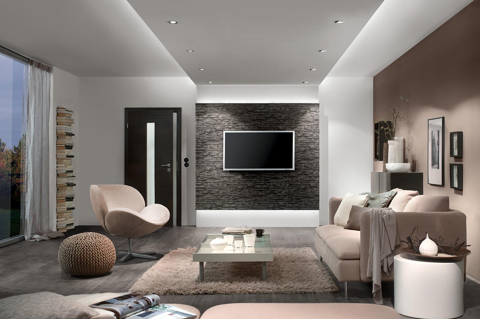 Räume Ausleuchten  Wie Viel Licht Braucht Mein Raum von Wohnzimmer Lampe Hell Bild