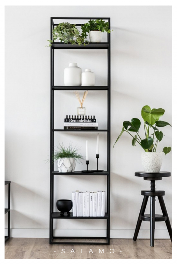 Regal Simplex Aus Stahl Jetzt Online Entdecken  Satamo von Metall Deko Wohnzimmer Photo