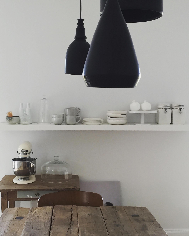 Regaldeko • Bilder  Ideen • Couch von Wandregal Wohnzimmer Deko Bild