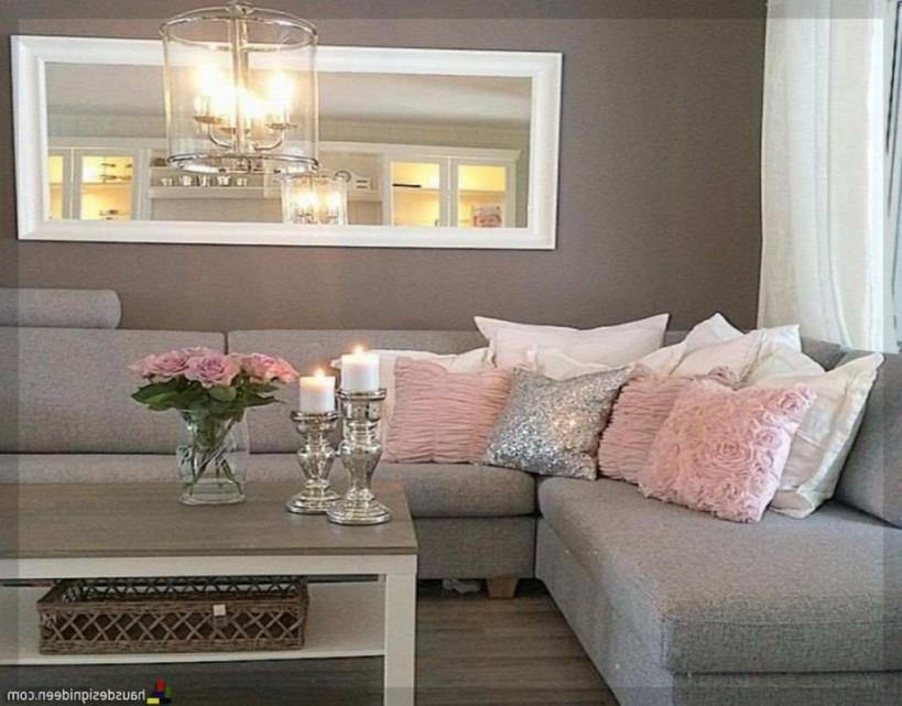 Rosa Deko Wohnzimmer Frisch 45 Tolle Von Deko Für Wohnzimmer von Wohnzimmer Ideen Grau Rosa Bild