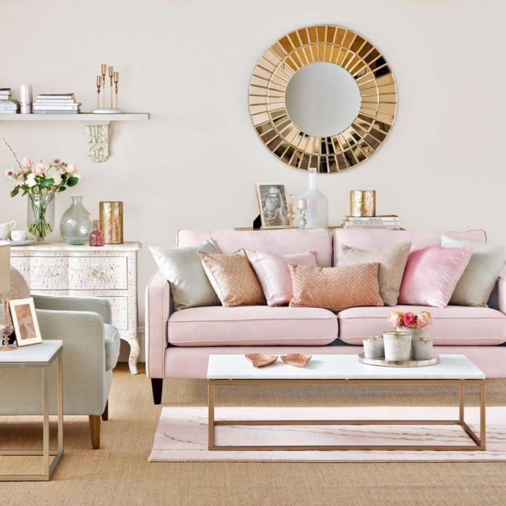 Rosa Wohnzimmerideen Hausdekorationsideen  Teil 4  Rosa von Wohnzimmer Ideen Rosa Photo