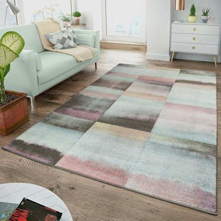 Runder Teppich Bunt Reizend Runder Teppich Wohnzimmer Genial von Runder Wohnzimmer Teppich Bild