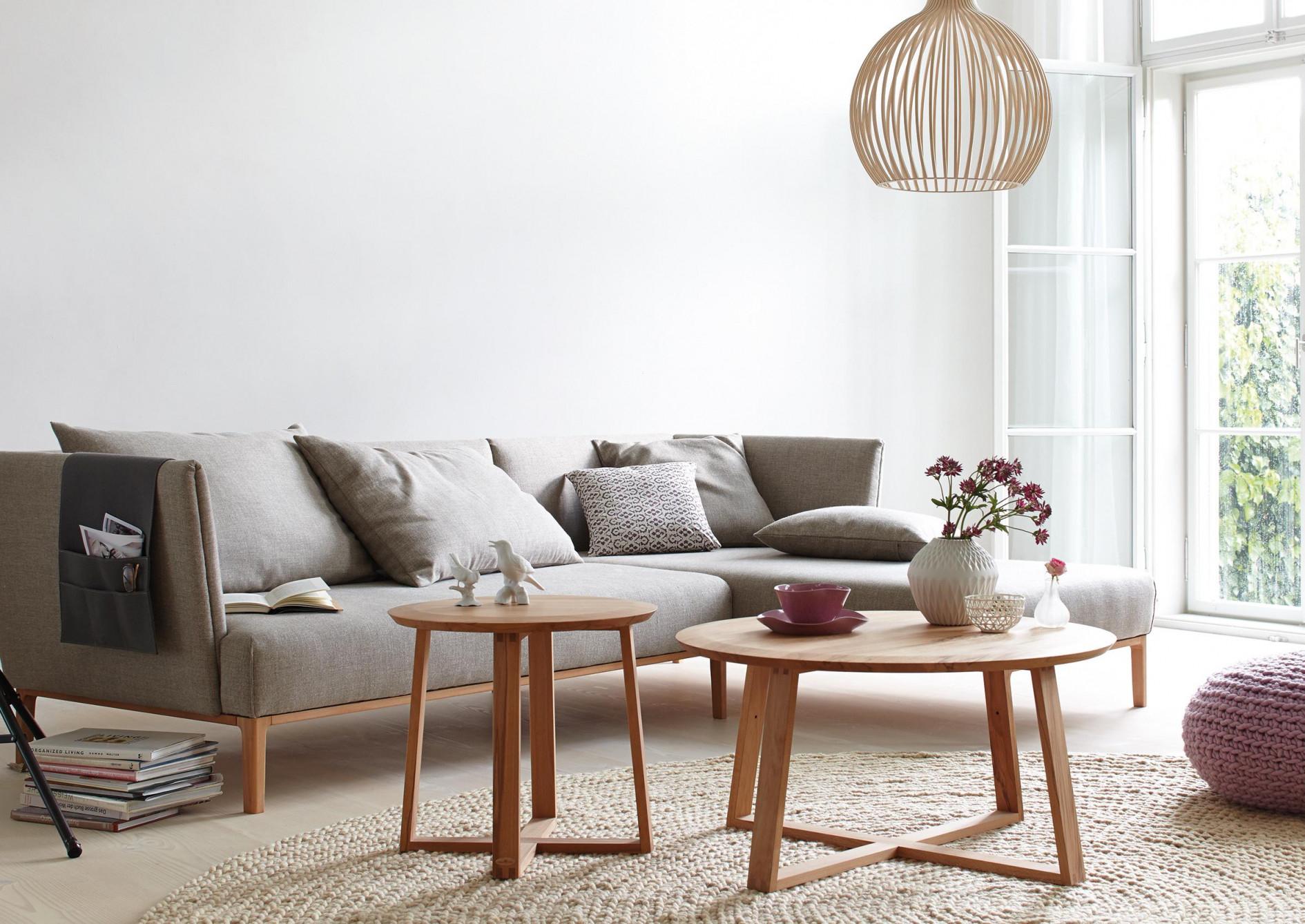 Runder Teppich • Bilder  Ideen • Couch von Runder Wohnzimmer Teppich Photo