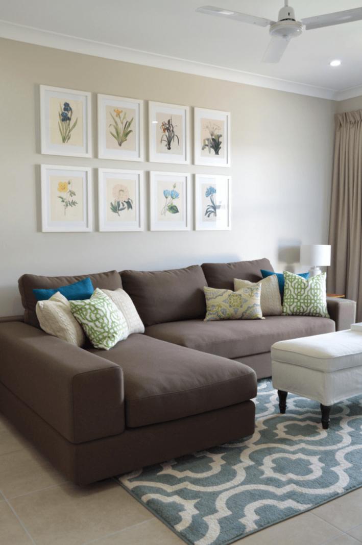 Salapequena In 2020  Wohnzimmer Design Wohnzimer von L Förmiges Wohnzimmer Einrichten Bild