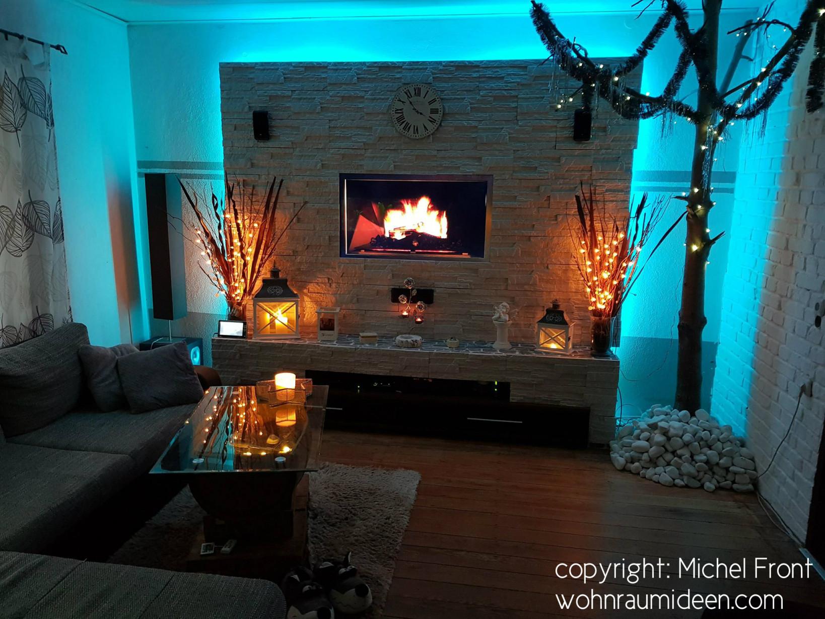 Schicke Fernsehwand Selbst Bauen von Wohnzimmer Fernsehwand Gestalten Photo
