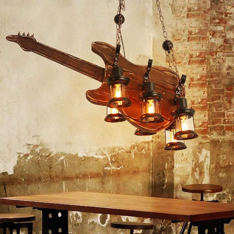 Schlafzimmer Deckenlampe Holz – Caseconrad von Deckenlampe Wohnzimmer Industrie Bild