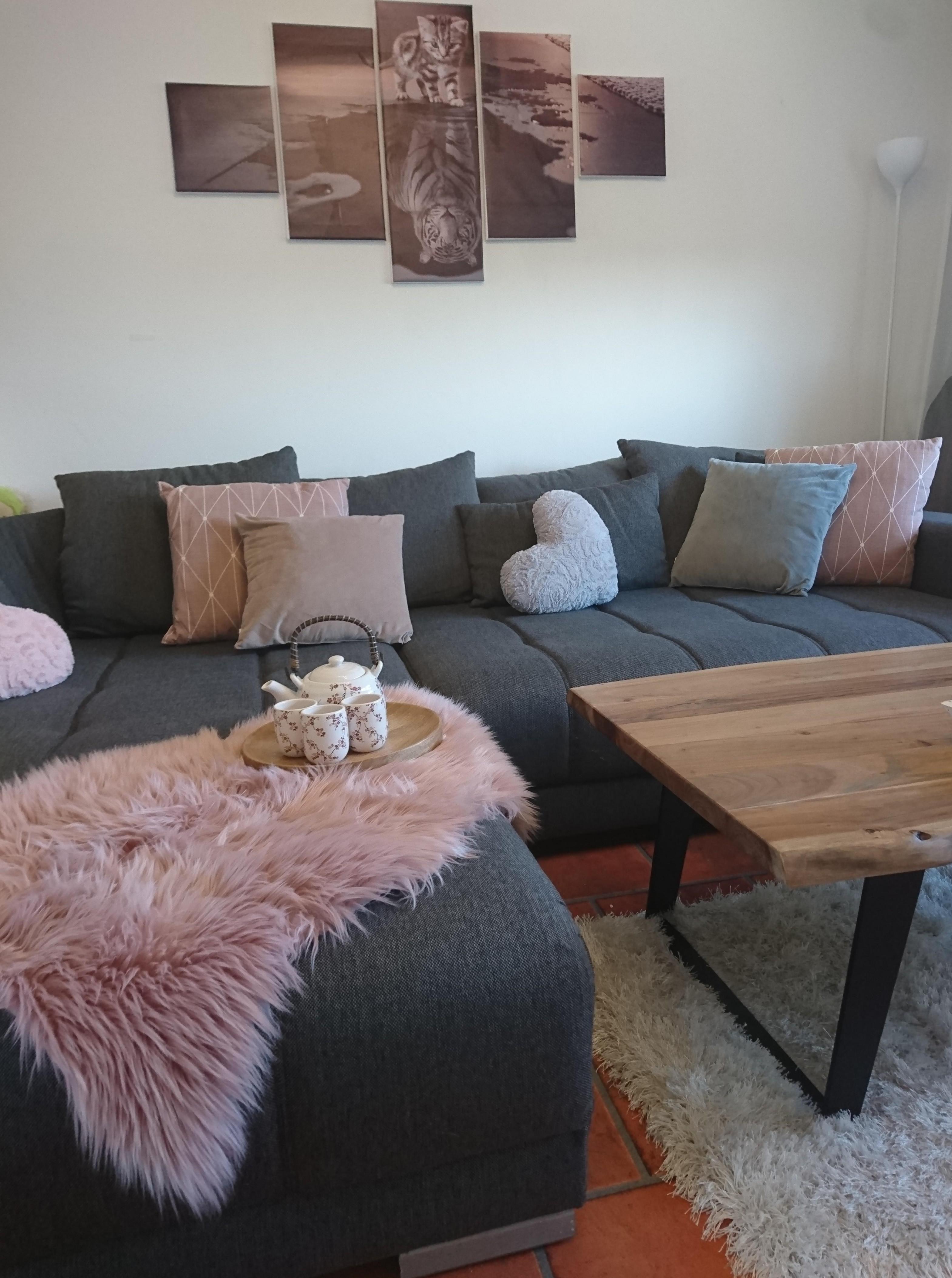 Schlafzimmer Deko Ideen Grau Rosa – Caseconrad von Wohnzimmer Ideen Grau Rosa Photo