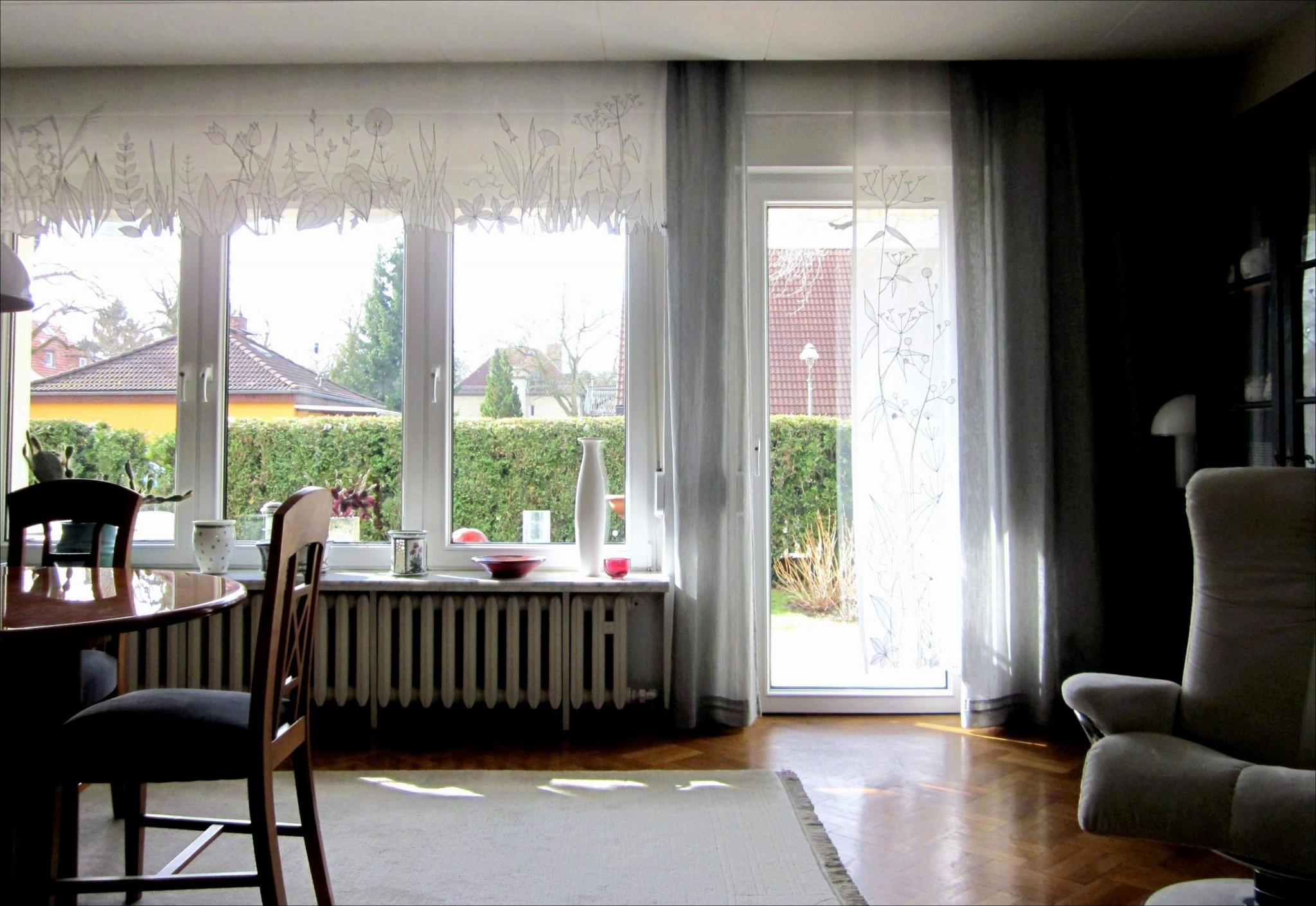 Schlafzimmer Gardinen Kurz – Caseconrad von Gardinen Wohnzimmer Kurz Und Lang Bild