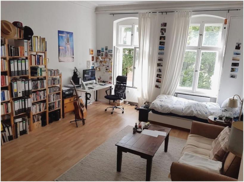 Schlafzimmer Ideen Bunt  Schlafzimmer  Traumhaus von Wohneinrichtung Ideen Wohnzimmer Bild