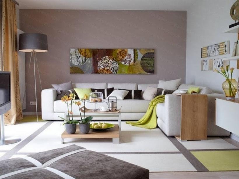 Schöne Deko Ideen Wohnzimmer Wohnzimmer Rosa Macht Eiche von Schöne Deko Wohnzimmer Bild