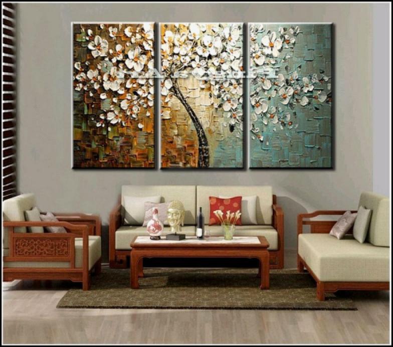 Schöne Wandbilder Wohnzimmer  Wandbilder Wohnzimmer von Schöne Bilder Für Wohnzimmer Bild