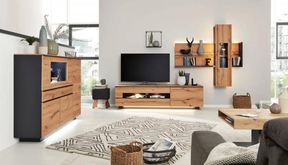 Schöne Wohnzimmermöbel Für Ihr Zuhause Von Seidel Wohnwelt von Moderne Holzmöbel Wohnzimmer Photo