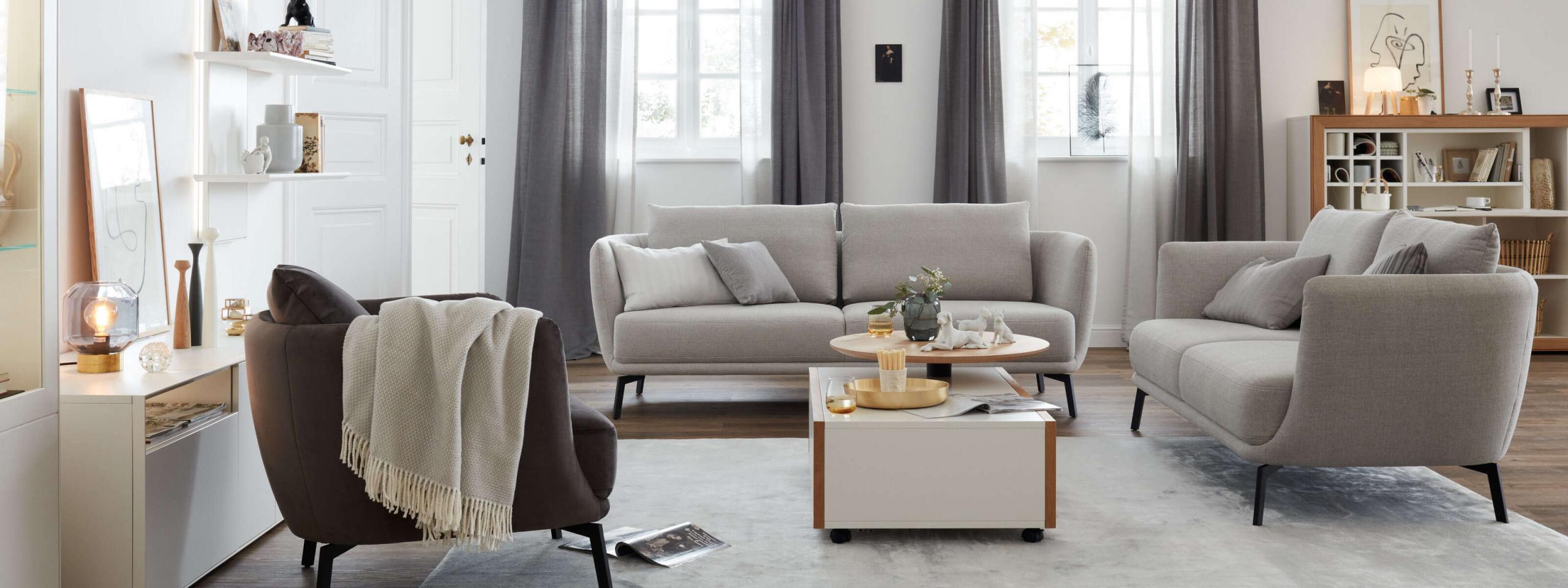 Schöner Wohnen  Wayfair von Schöner Wohnen Gardinen Wohnzimmer Bild