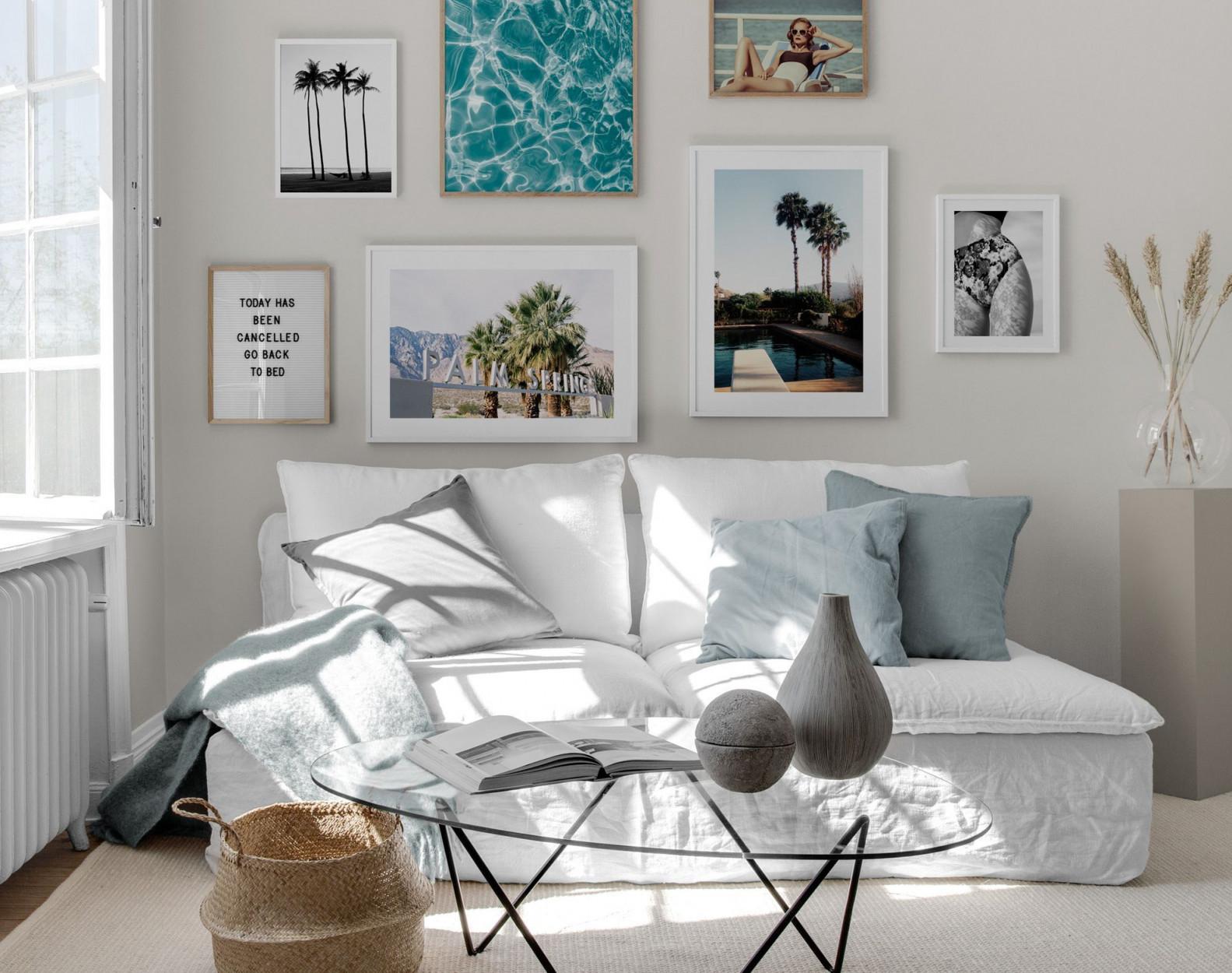 Seite 7  Inspiration Für Schöne Wohnzimmer Bilderwand Mit von Schöne Große Bilder Wohnzimmer Bild