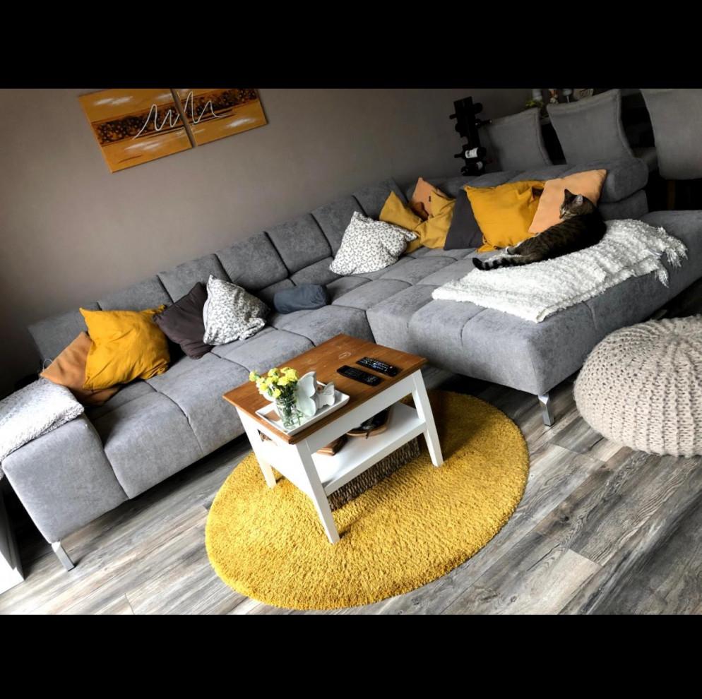 Senfgelb • Bilder  Ideen • Couch von Senfgelb Deko Wohnzimmer Photo