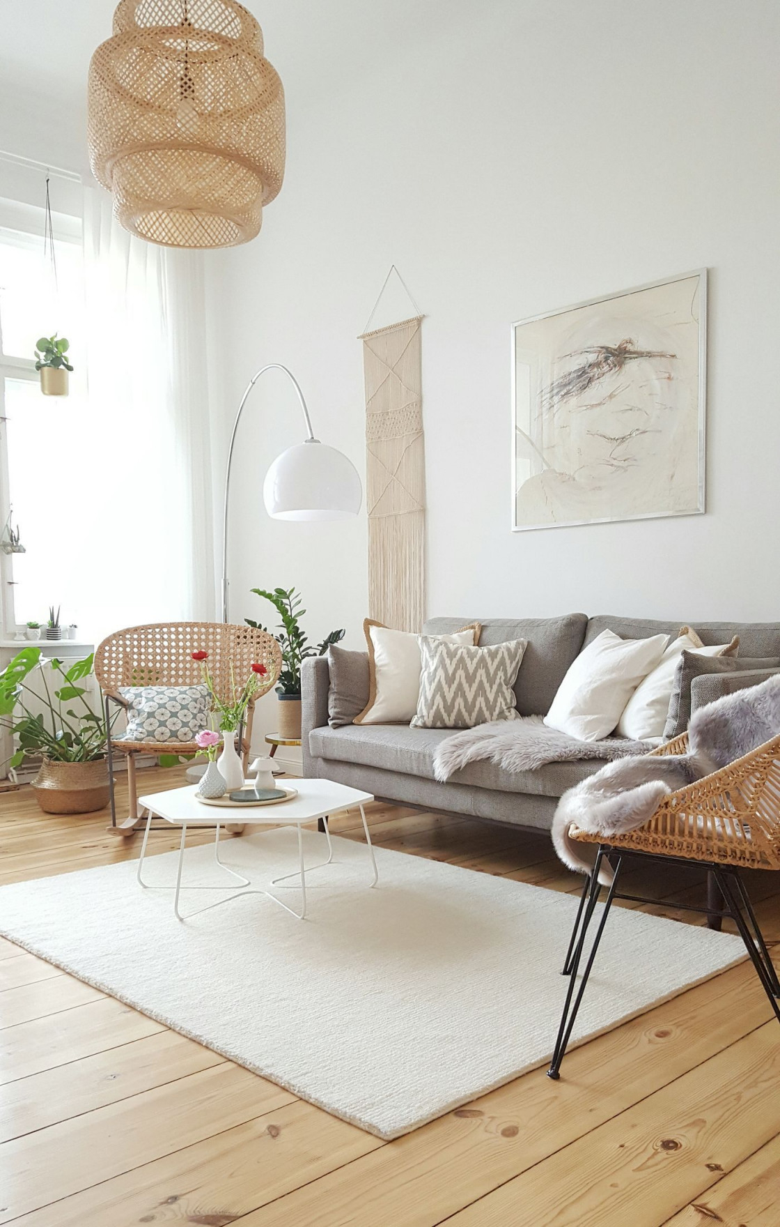 Skandinavische Wohnzimmer Einrichtungstipps Und Ideen von Skandinavische Deko Wohnzimmer Bild