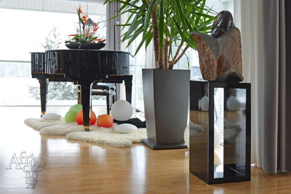 Skulpturen Für Ihr Wohnzimmer Ihre Wohnung Und Ihr Haus von Moderne Skulpturen Wohnzimmer Photo