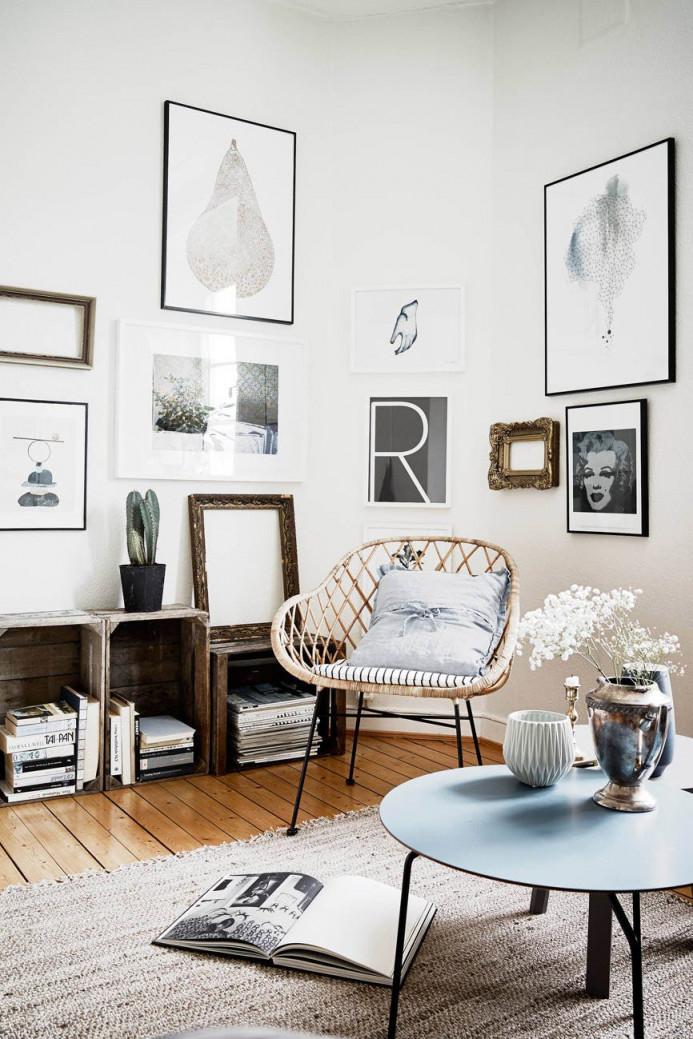 Small Living 10 Grosse Ideen Für Kleine Räume  Nzz Bellevue von Wohnzimmer Ideen Kleine Räume Photo